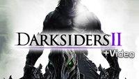 Darksiders 2 Vorschau: Ein Mann sieht Tod
