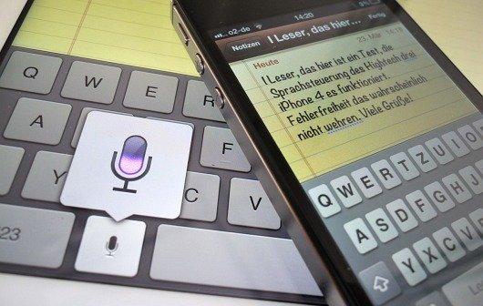 iPhone & iPad: Siri, Sprachsteuerung und Diktierfunktion