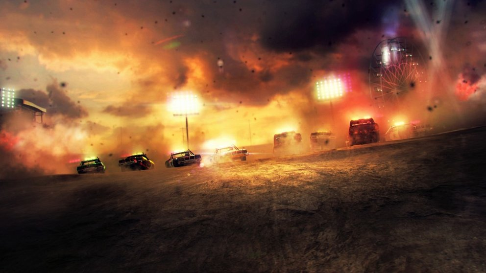 DiRT Showdown: Massive Damage Trailer veröffentlicht