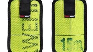 Feuerwear in Gelb: Limitierte Taschen für iPhone und Laptops