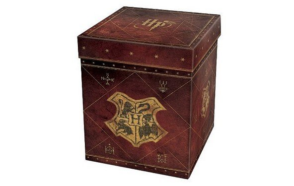 Harry Potter - Ankündigung der Wizards Collection mit 31 Discs!