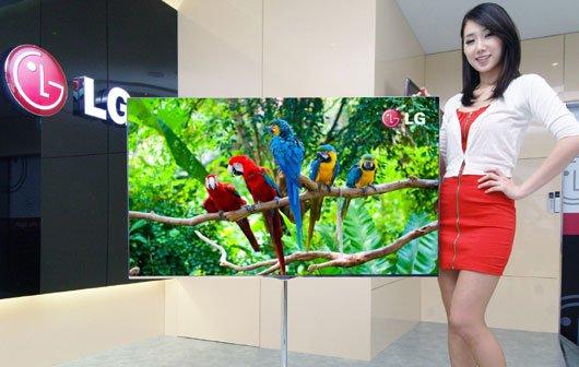 OLED-Fernseher von LG soll bereits im Mai erscheinen