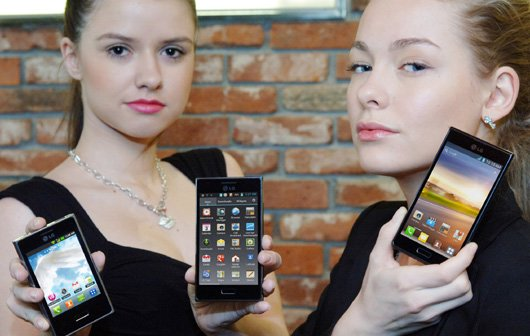 MWC 2012: LG Optimus L3 Hands-On