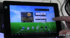 MWC 2012: LG Optimus Pad LTE Hands-On