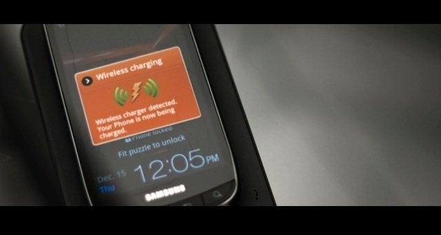 Samsung Galaxy S3 soll drahtlos aufladbar sein