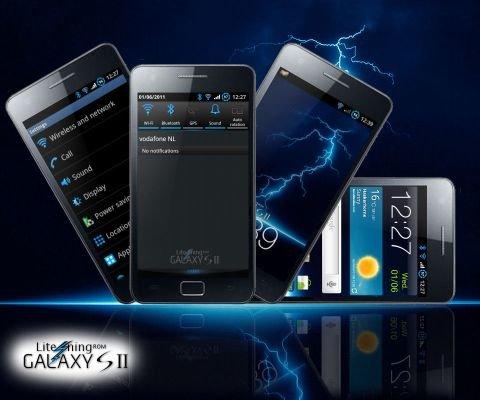 Lite'ning Rom v2.1 XXLPQ - Fast as Lightning