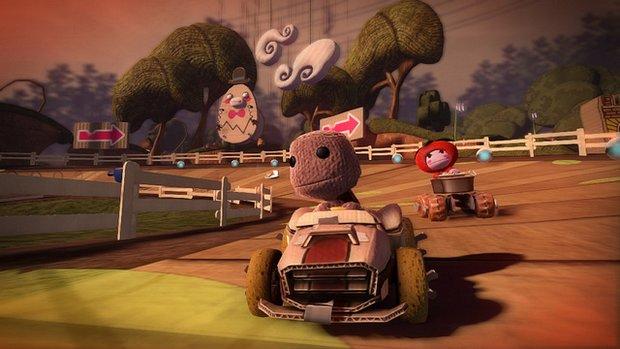 LittleBigPlanet Karting: Story Trailer veröffentlicht