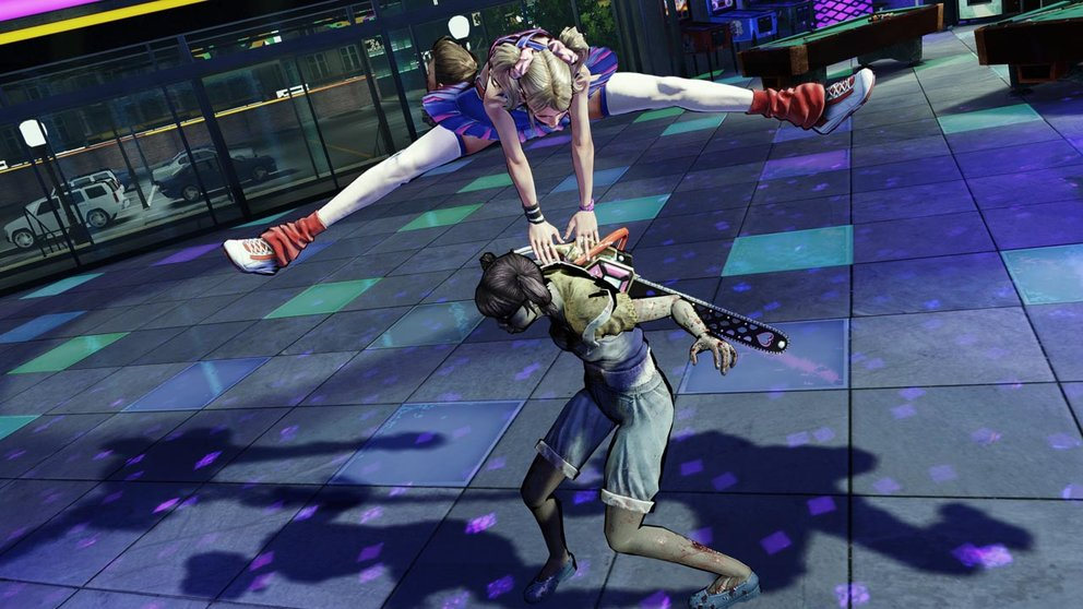 Lollipop Chainsaw: Let's (Zombie-)Rock!