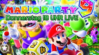 LIVE Gameplay - Mario Party 9
