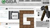 Minecraft: Browser-Hack lässt euch auf eurer Lieblingswebsite zocken