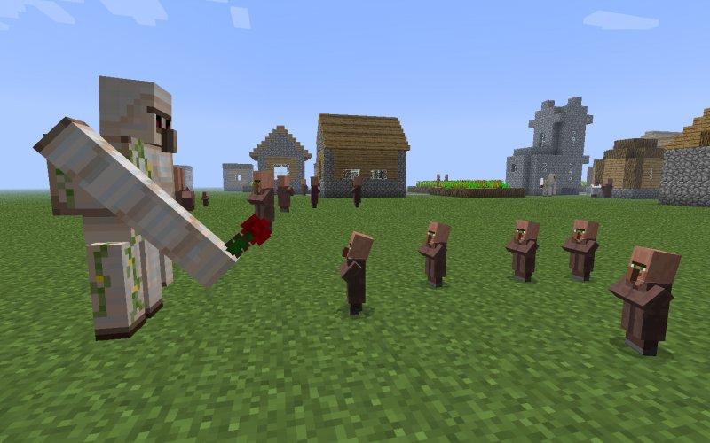 Minecraft: Neuer Snapshot verfügbar