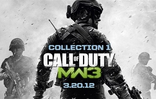 Call of Duty - Modern Warfare 3: Gewinnt die Content Collection #1!