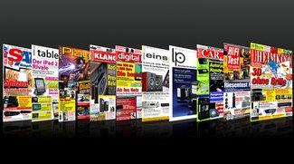 All you can read - Die Zeitschriften Flatrate: Bestens informiert