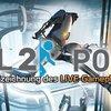 Portal 2 Coop - LIVE Gameplay Aufzeichnung