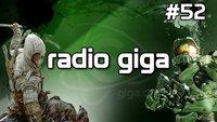 radio giga #52 - Assassin's Creed III, Steambox, Halo 4, SSX