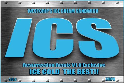 Resurrection Remix ics v1.0 PRO XXLPQ-LPJ 4.0.3