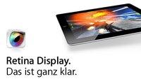 Retina-Apps auf dem iPad: Über die Problematik mobiler Downloads