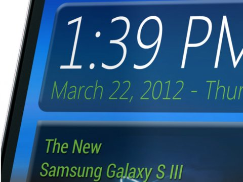 Samsung Galaxy S3 Pressebild 2 - FAKE