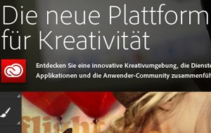 Creative Cloud: Adobes Dienst für Kreative