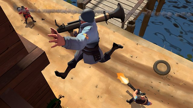 Team Fortress 2: Notch und Valve zocken für Child's Play