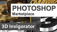 3D Invigorator: Plug-in für Photoshop