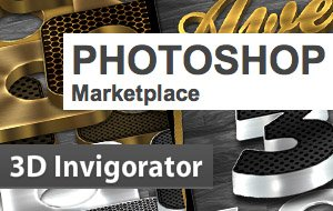 3D Invigorator: Plug-in für Photoshop