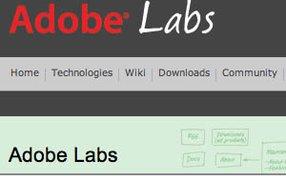 Adobe Labs: Die geheimen Schätze