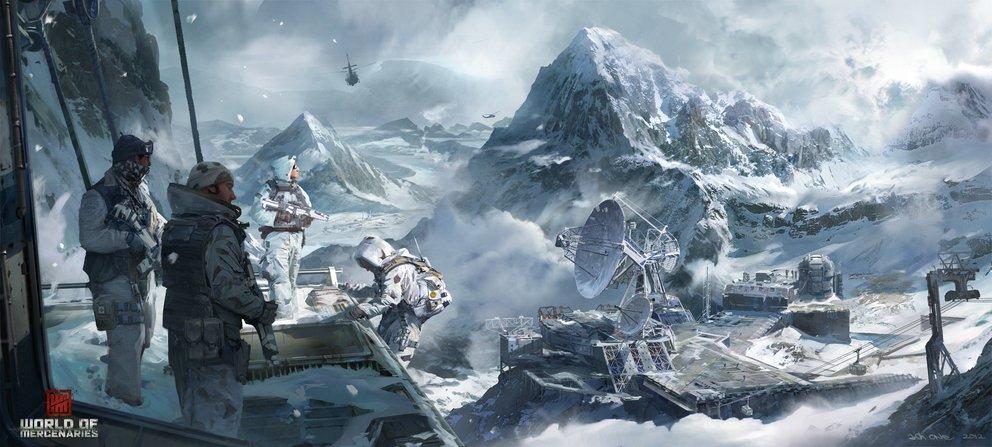 World of Mercenaries: Und der nächste free-to-play Shooter