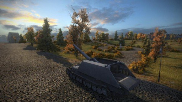 Action Browsergame World Of Tanks