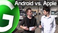 Android vs. Apple: Google Nexus Tab, ICQ und heiße iPads