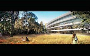 Apple verrät Details für neuen Cupertino-Campus
