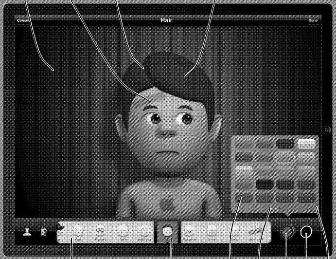 Avatar Builder: Apple-Patentanträge zeigen 3D-Figur-Design-App