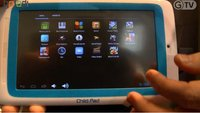 CeBIT 2012: Archos ChildPad - Tablet mit Android 4.0