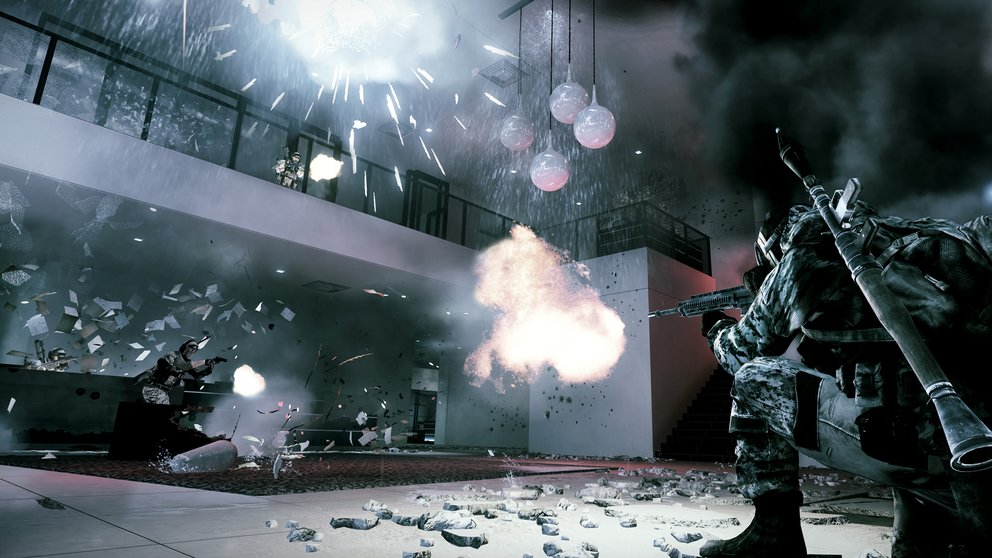 Battlefield 3: Close Quarters - Neuer Spielmodus, kein Rush