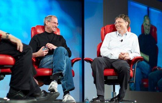 Microsoft und Apple im Jahr 1997 – Die Story hinter der Millionen-Investition