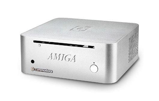 Commodore bringt den Amiga als Mini-PC zurück