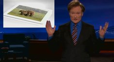 Vid of the Day: Conan O'Briens iPad Werbespot