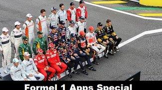 Formel 1 Special: 4 F1-Apps im Test