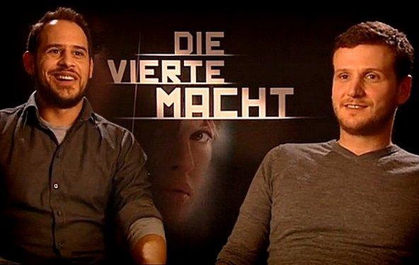Die vierte Macht - Interviews mit Moritz Bleibtreu & Dennis Gansel