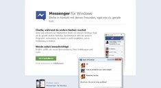 Facebook Messenger für Windows: Download für den PC