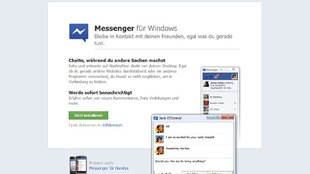 Facebook Messenger für Windows: Download für den PC