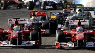 Formel 1 im Live-Stream - das Rennen in Melbourne online sehen!