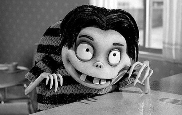 Frankenweenie - der Trailer für den neuesten Tim Burton-Film