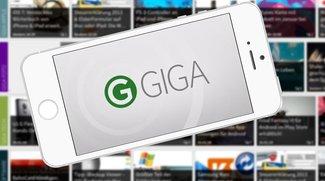 GIGA-App: Update bringt neue Themenkanäle