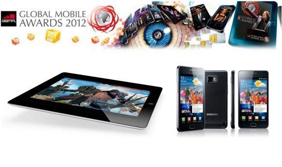 MWC 2012: Samsung räumt bei den Auszeichnungen ab