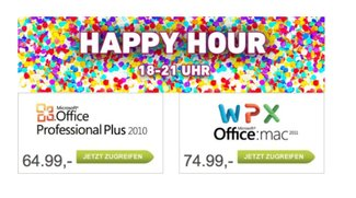 Microsoft Office EDU für Mac und Win ab 64,99 Euro bei Unimall