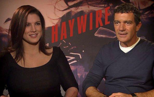 Haywire - Interviews mit Gina Carano und Antonio Banderas