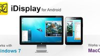 iDisplay - Logische Erweiterung des eigenen Windows oder Mac Monitors