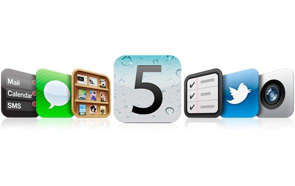 Apple veröffentlicht iOS 5.1.1
