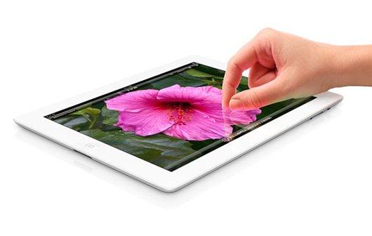iPad: Samsung ist einziger Hersteller des Retina Display
